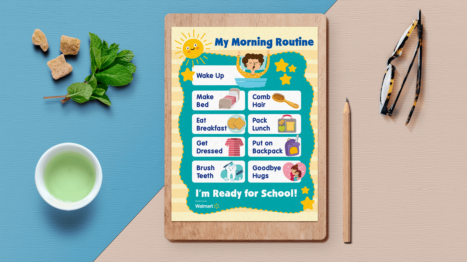 Student Activity Sheet Design