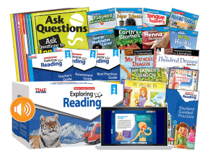 Leveled Nonfiction Readers, Time for Kids