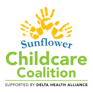 EHS Sunflower Childcare Partnership logo