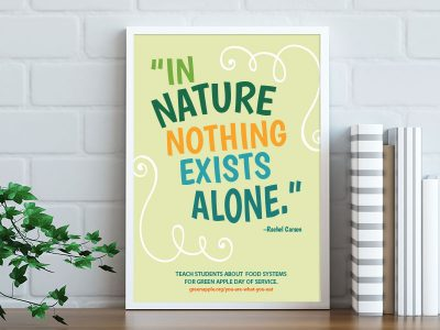 Sustainability Classroom Poster Set, Image 8