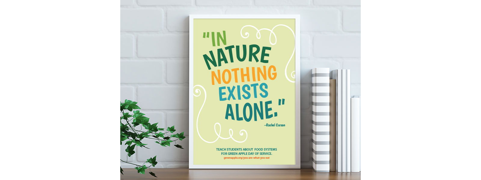 Sustainability Classroom Poster Set, Image 6