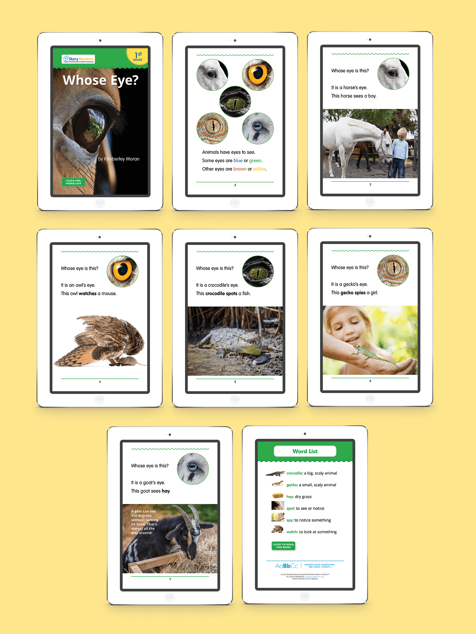 Interactive Leveled Readers , iPad Presentation