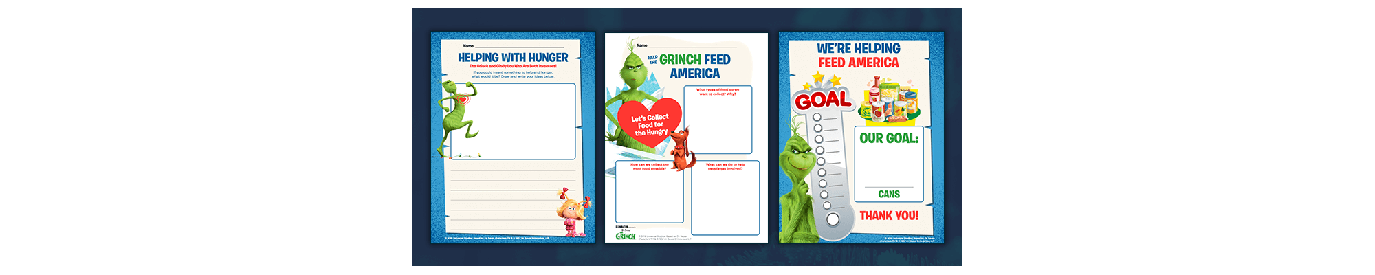 #GrinchforGood Teacher Kit